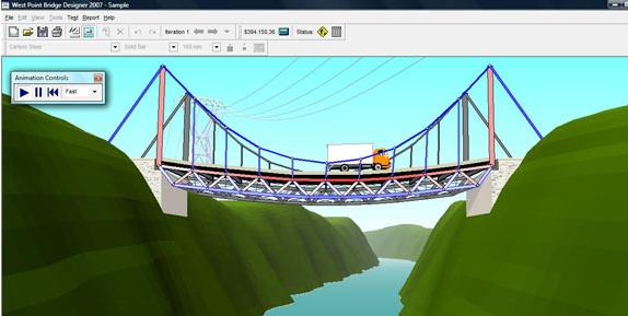 Bridge Builder Online